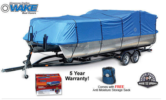 Wake Monsoon Boat Cover Image